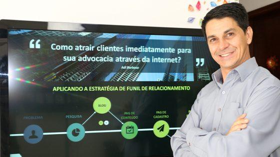 Como atrair clientes para advocacia Marketing digital para advogados