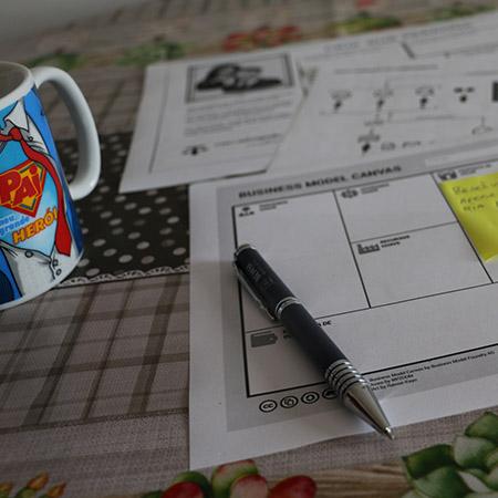 Planejamento rápido de negócio